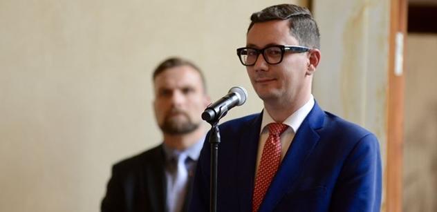 Jiří Ovčáček bude mít vlastní pořad na TV Barrandov. Bude to sranda, vzkazuje