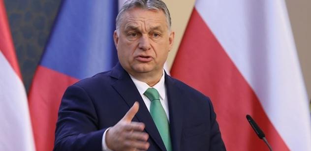 Orbán: Tvrdě na migranty. Chráníš hranice, chráníš zdraví. Maďarsko svou policii nezradí