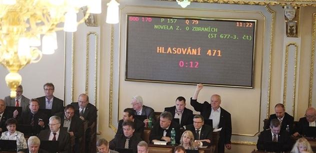 Sněmovna chce omezit šikanózní insolvenční návrhy