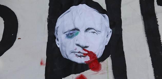 Strelkov, jeden z vůdců vzbouřenců, byl údajně těžce zraněn