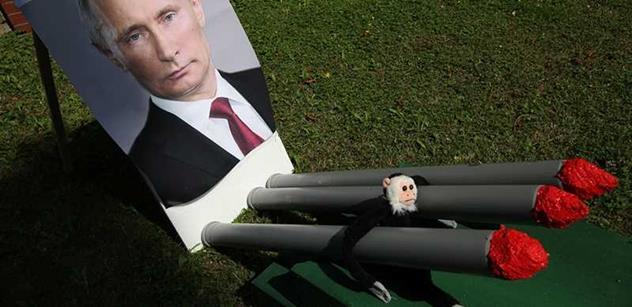 Lžu vám, aby vás netrápily výčitky, že chci obnovit velkou Ruskou říši. To nám prý říká Putin