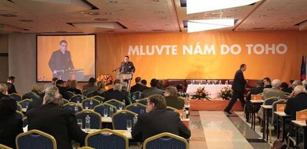 ČSSD vybere kandidáta na prezidenta na tajném uzavřeném konkláve