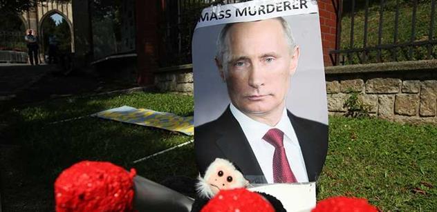 Ukrajinci by se měli třást hrůzou. Analytik CNN rozebral Putinovy plány