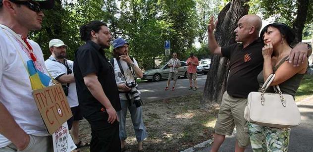 Výměna zajatců mezi separatisty a Kyjevem se prý komplikuje