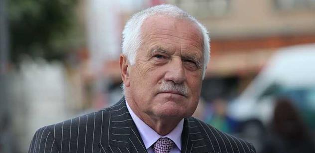 Václav Klaus: Česká společnost má právo Rusku nedůvěřovat, ale je zbytečné ho démonizovat