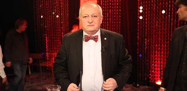 Generál Šedivý v televizi přiznal: Některé kroky, které činíme vůči Rusku, jsou až provokativní