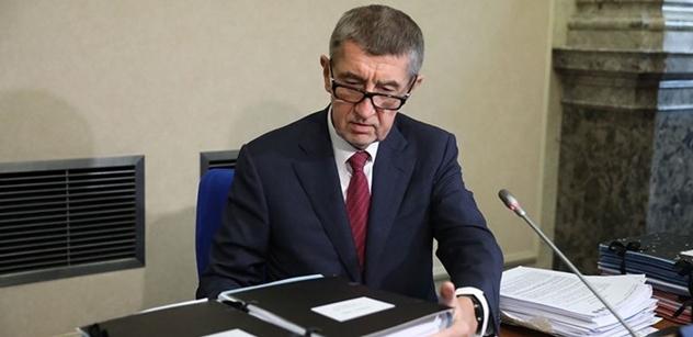 Premiér Babiš: Pana Jaroslava Kuberu jsem měl rád