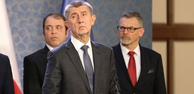 Zapadlo: Nebudou nám diktovat! řekl Babiš vedle Merkelové a přednesl šokující návrh o EU