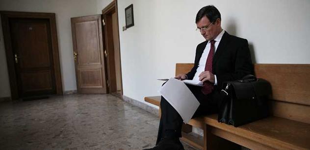Rath dostal u soudu víc práv, než musel, říká nejvyšší soudce