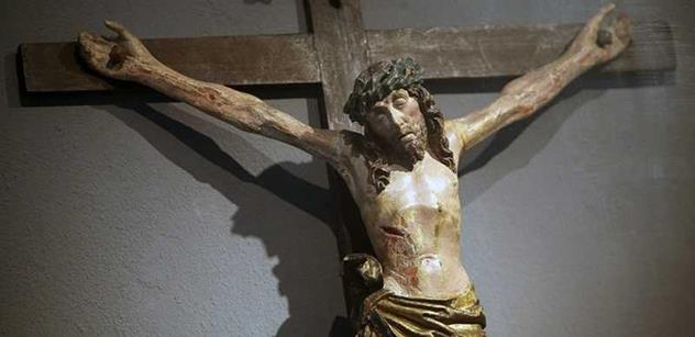 Křesťanský filozof: Křesťané by neměli volit lidovce. Znám řadu uvážlivých křesťanů, kteří zvolí Okamuru a vidí zločinné elity a nekončící příval migrantů, co mají dobyvačnost v krvi…