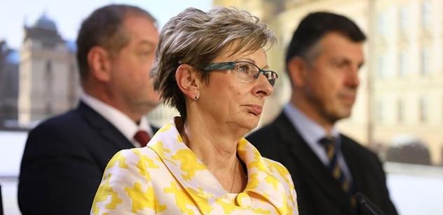 Ministryně Nováková chce podporovat rodinné firmy