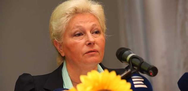 Zuzana Roithová promluvila o své kandidatuře na Hrad, předvolební kampani Zemana i gestu kardinála Duky