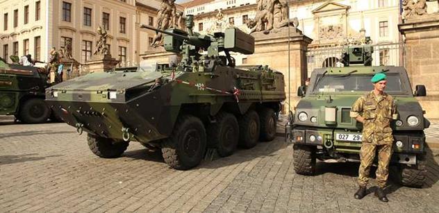Generál Kostelka: Nikde není psáno, že nás NATO bude bránit. Vymstí se nám, jak platíme armádu. Než živit uprchlíky u nás, udělejme raději toto