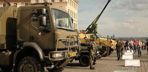 Czechoslovak Group se bude podílet na dodávce obrněných vozidel pro filipínskou armádu