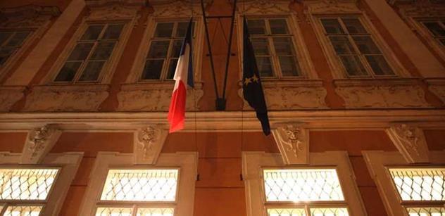 V Praze před francouzskou ambasádou se uskuteční shromáždění za oběti teroru v Paříži