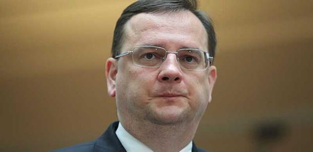 Nečas: Rozhodnutí Radima Fialy opustit ODS beru na vědomí