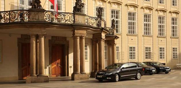 Hrad: Prezident republiky přijme prezidenta Republiky Tatarstán