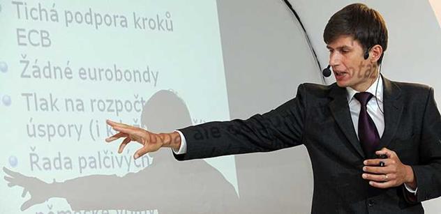 České volby s trhy příliš nezahýbou, odhaduje ekonom. Jsme vyspělejší demokracie, nehrozí revoluce