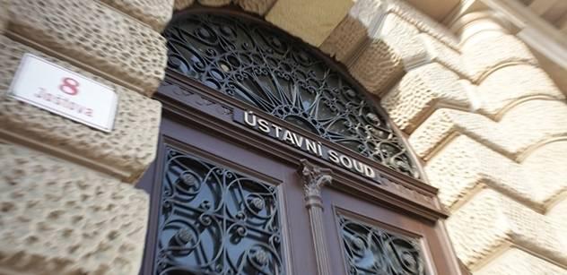 Rychetský: Kdo radil Nečasovi s amnestií, ho uvedl v omyl hraničící s blamáží