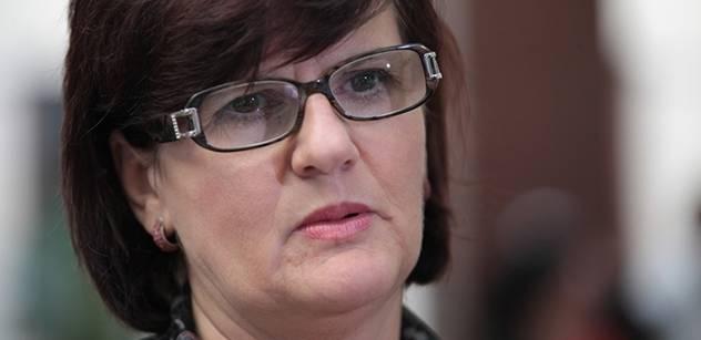 Poslankyně Bohdalová: Stát musí přestat ponižovat učitele