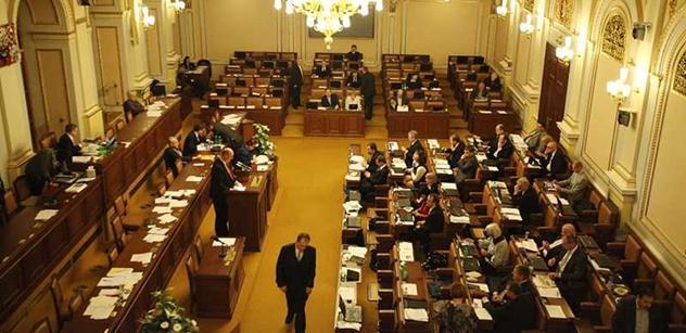 Milan Petrák: Stíny českých politiků v roce 2012