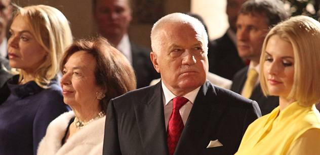 Václav Klaus: Privatizace u nás probíhala podle existujících zákonů a prováděli ji lidé, ne andělé