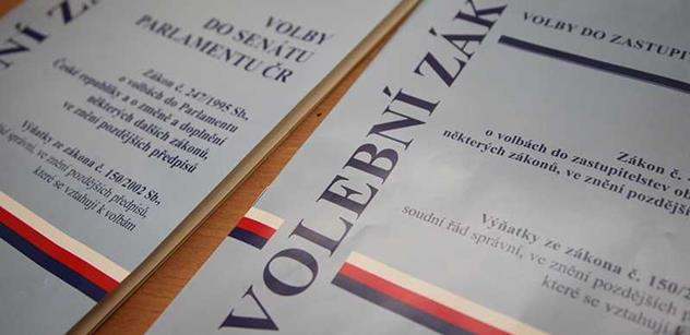 V prvních hodinách přišla k urnám zhruba desetina voličů