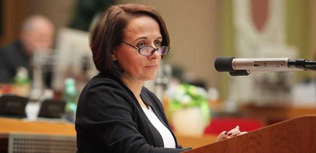 Pražská TOP 09 podá trestní oznámení na primátorku Krnáčovou