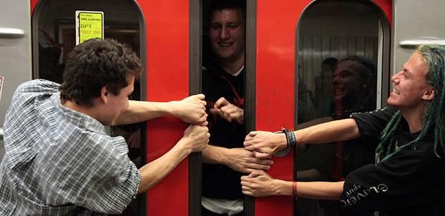 Dopravní podniky představují kampaň na podporu městské veřejné dopravy