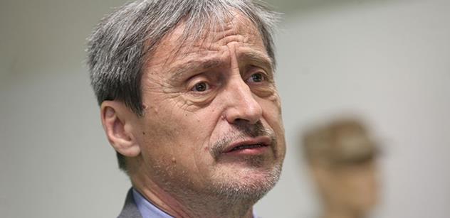 Ministr Stropnický: Je třeba se dostat na magická dvě procenta HDP, kterými budeme přispívat na obranu v rámci NATO
