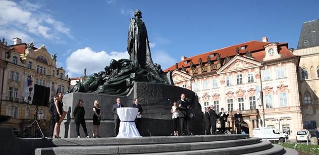 Jan Hus způsobil neštěstí. I to jsme se dozvěděli od českých politiků. A mnohem více