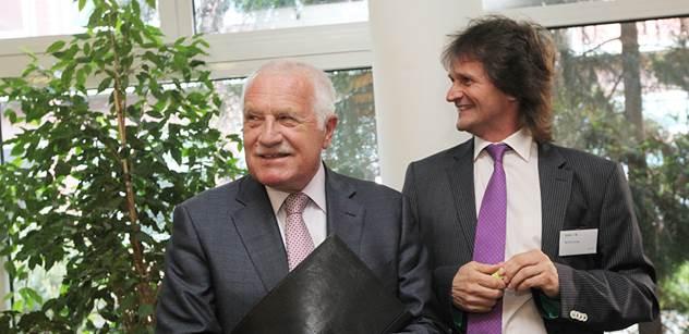 Známý ekonom Ševčík: Skvělý ministr financí byl hlavně Klaus. A pokud jde o Babiše...