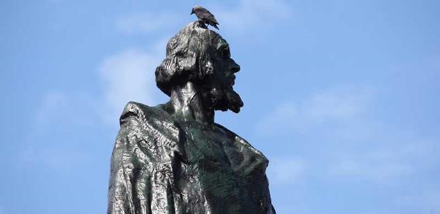 Setkání v Římě k Husovi završuje podle Vlka úsilí Jana Pavla II.