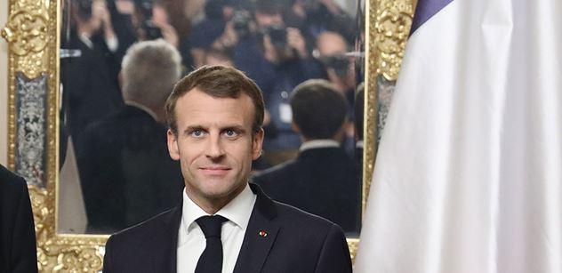 Ostřelovaný Macron jako nový evropský lídr? Znalec Francie věří, že svým stylem může najít cestu i k ruskému režimu