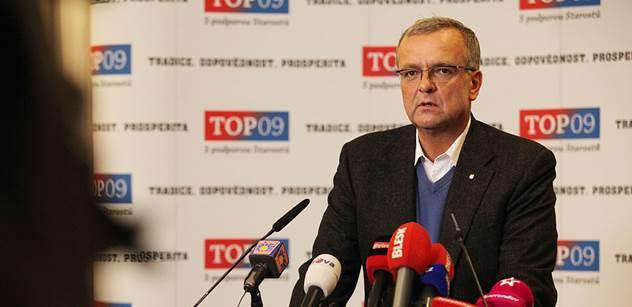 Miroslav Kalousek nám řekl, za co obdivuje Babiše a co je smutné na protestech proti Zemanovi