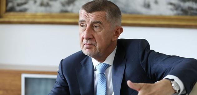 Babiš k jednání o vládní spolupráci ANO a ČSSD: Vyříkali jsme si všechno, vrátíme se k tomu příští týden