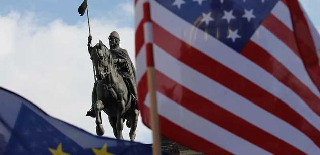 Velvyslanectví USA reaguje na slova prezidenta Zemana