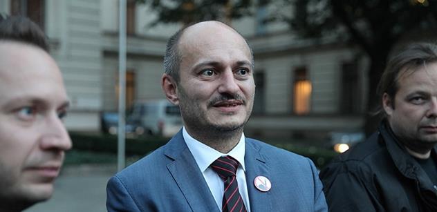 Server iDnes zrušil blog docenta Martina Konvičky, předsedy Bloku proti islámu