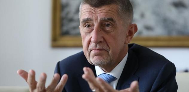 Premiér Babiš: Jsou to nejdůležitější volby do Evropského parlamentu