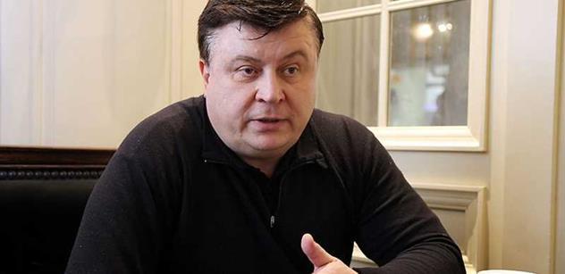 Je na Ukrajině fašismus? Chce Donbas k Rusku? Hovořili jsme s šéfem nezávislého českého krajanského spolku z Doněcku