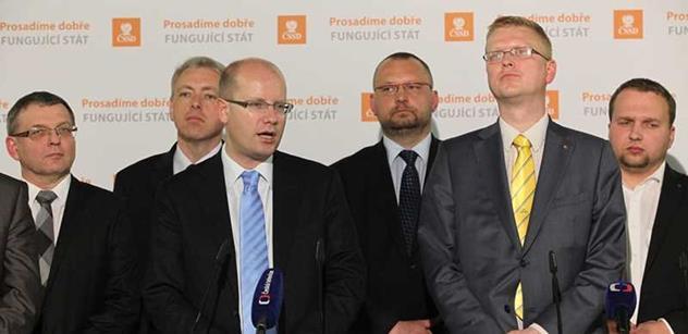 Vedení KDU-ČSL schválilo koaliční smlouvu s ČSSD a ANO