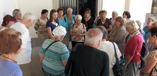 Praha 5 pořádá výlety pro seniory - tentokrát i do Plzně