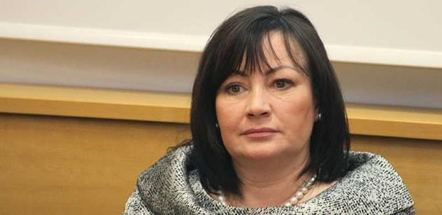 Manželka prezidenta republiky Ivana Zemanová převzala záštity