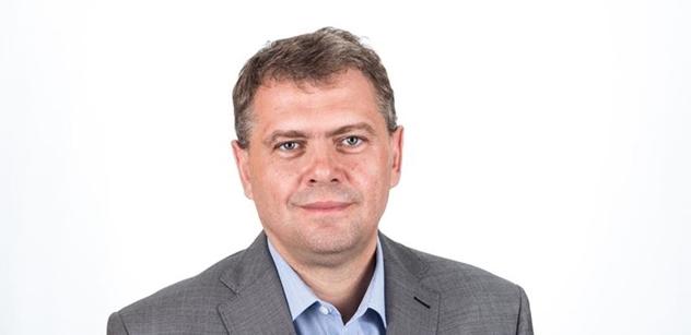 Jaroslav Chylík byl jmenován novým generálním ředitelem Teva Czech Industries