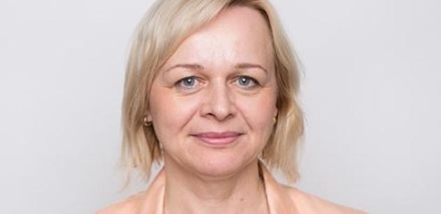 Jelínková (KDU-ČSL): Navrhuji ne řešit a zvyšovat rodičovský příspěvek, ale rodičovský plat