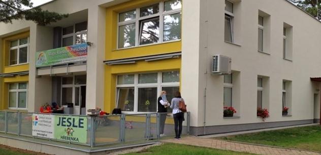 Praha 5: Jesličky Hřebenka přivítaly v novém školním roce další děti