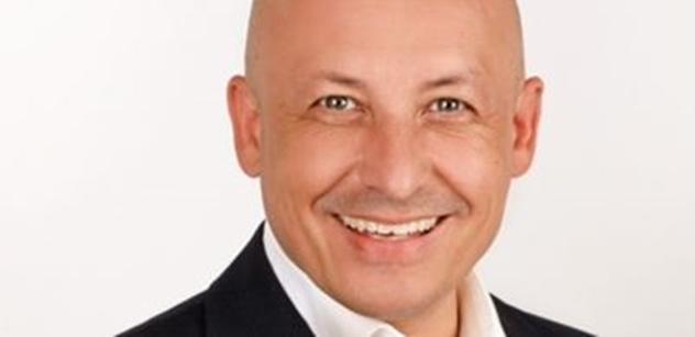 Úspěšnou firmu lze založit i během krize, dokázal Jiří Vácha