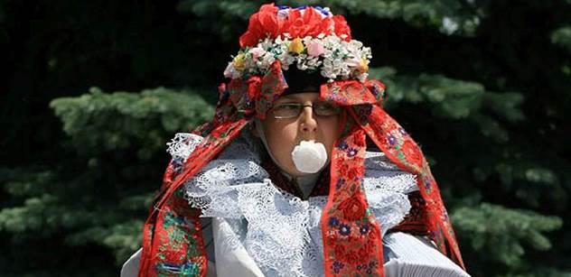 Pijáček (ODS): Na krojovém plese ve Vlčnově představili nového krále