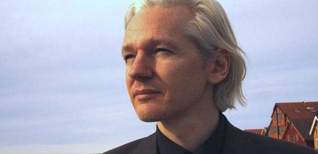 Braňme svobodu slova! Petice za politický azyl pro Juliana Assange