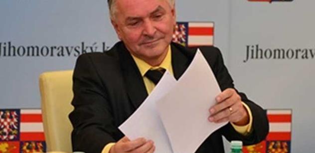 Juránek (KDU-ČSL): Část těchto peněz bere obcím a část se bere krajům
